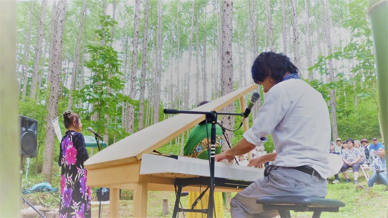 森の百年コンサート vol2