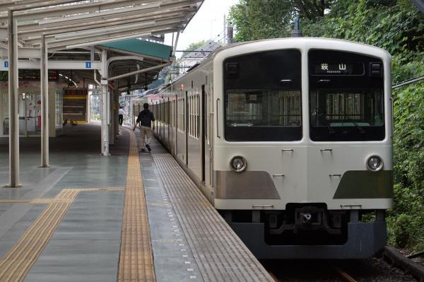 2017-09-23 西武257F 萩山行き 6566レ