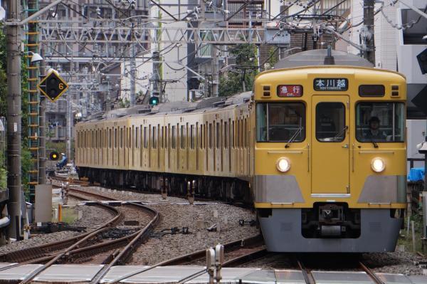 2017-09-23 西武2057F_2419F 急行本川越行き 2635レ