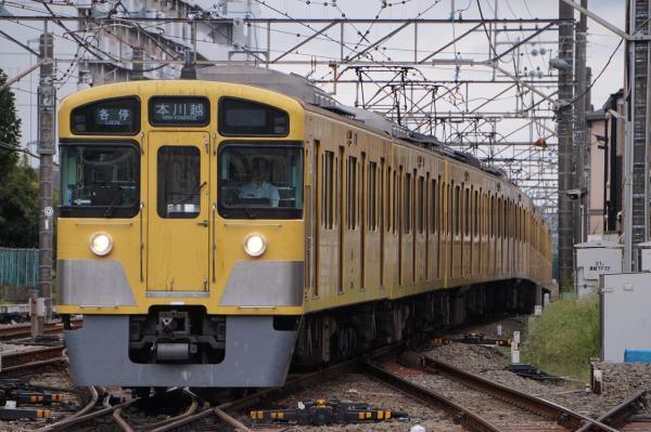 2017-09-23 西武2095F 各停本川越行き 5617レ