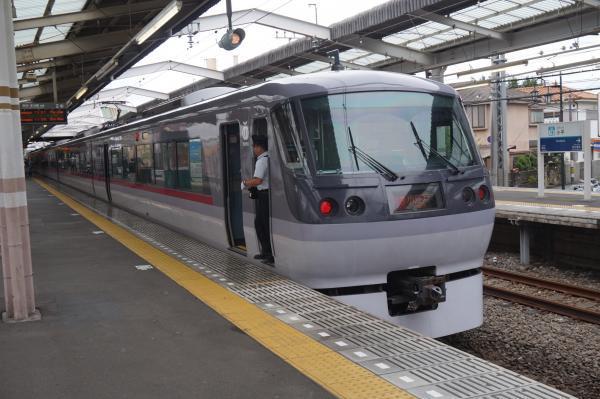 2017-09-23 西武10112F 特急本川越行き 165レ