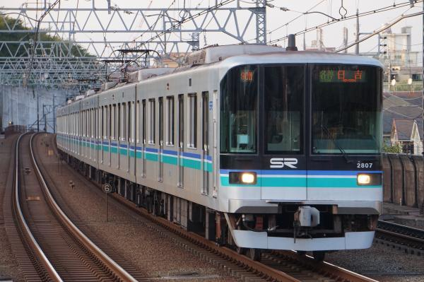 2017-09-26 埼高2107F 各停日吉行き