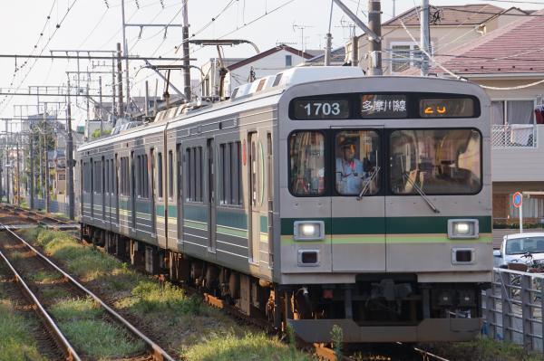 2017-09-26 東急1503F 蒲田行き