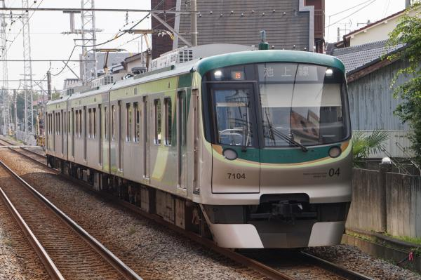 2017-09-26 東急7104F 五反田行き