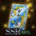 SSR10%券 中