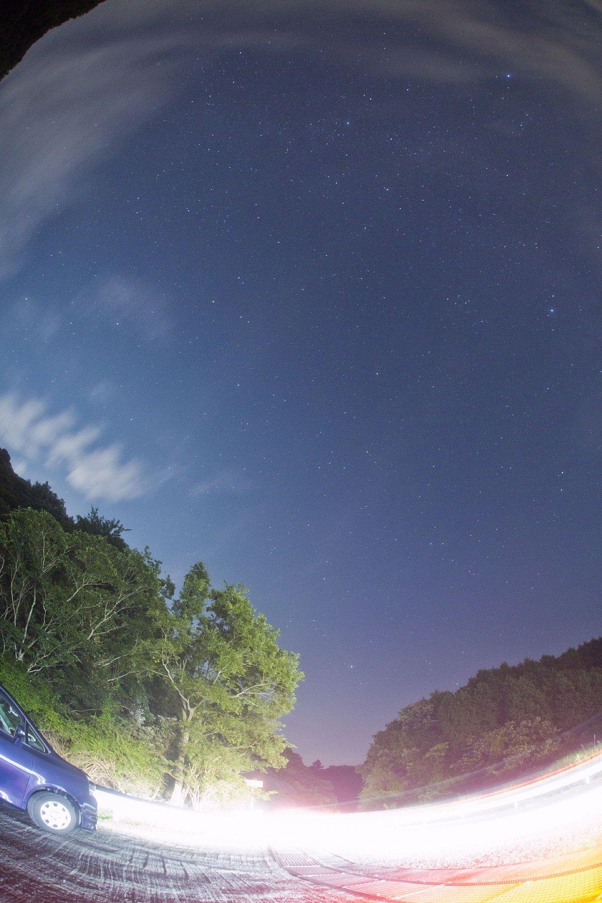 【星撮&波乗遠征】千葉鴨川~勝浦① ―1日目―
