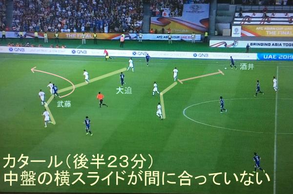 0203日本得点1-1