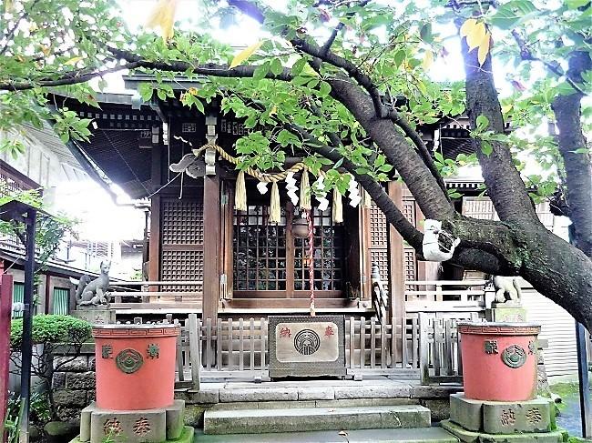 柳森神社その2