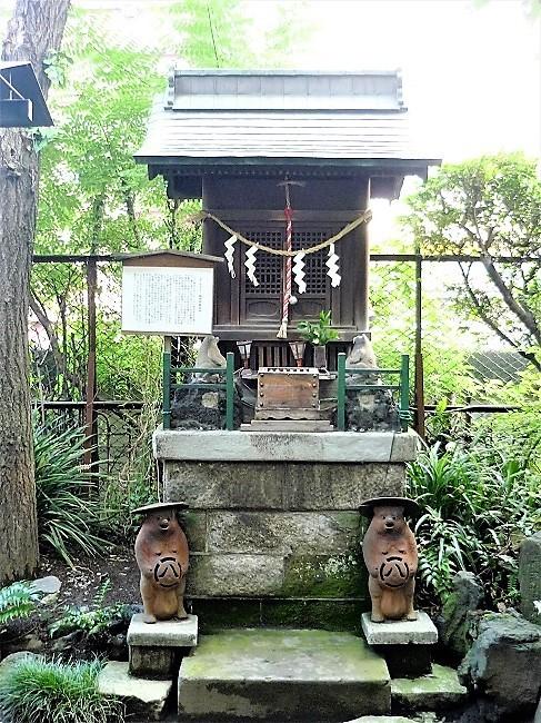 柳森神社-福寿社