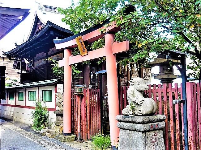柳森神社-福寿社その2