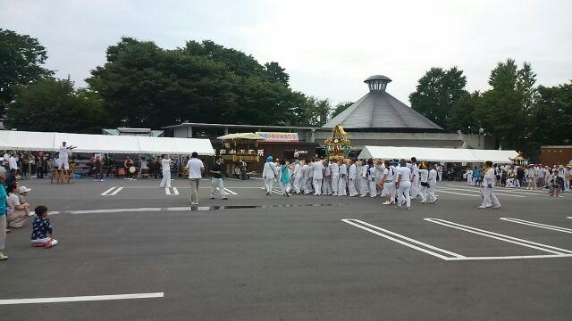道の駅白沢祭り2017