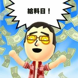 お父さん お金 給料日