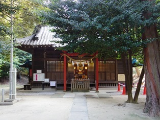 さいたま市中山神社