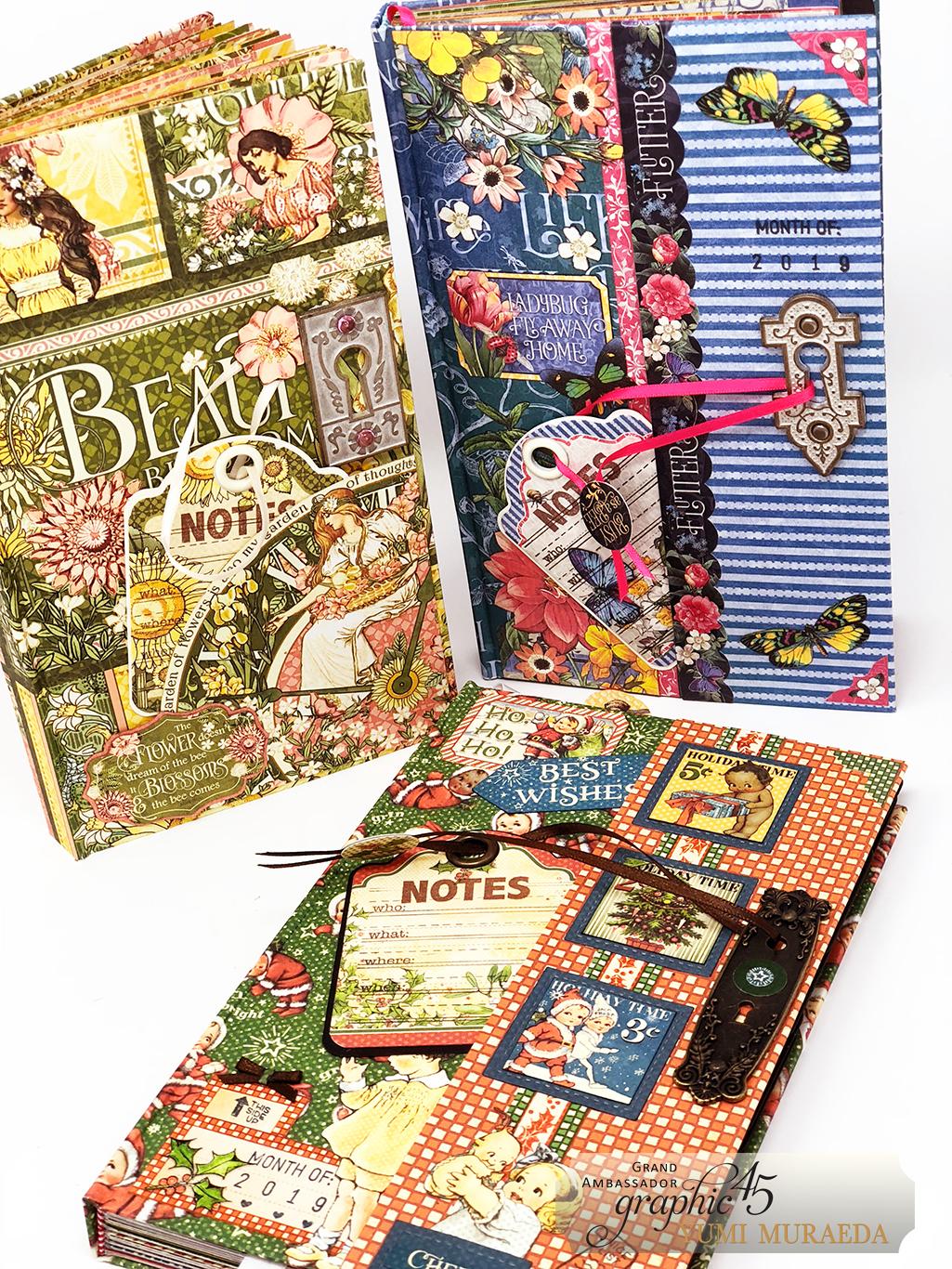 3Advent Calendar Bookdesign by Yumi Muraeda<a href=