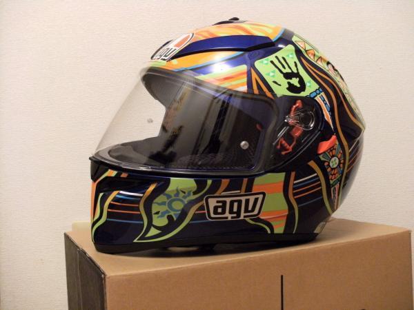 バイクを買い換えたらヘルメットも買い換える( ・`ω・´)