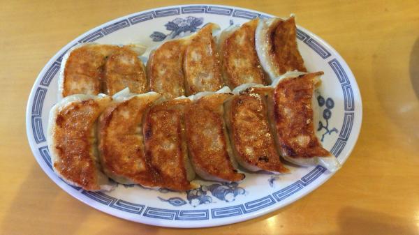 大阪で餃子の美味い店(*゚д゚)ムホムホ