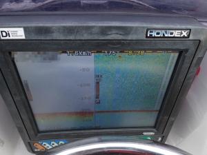 P9240010 魚探は地形図しか使わん