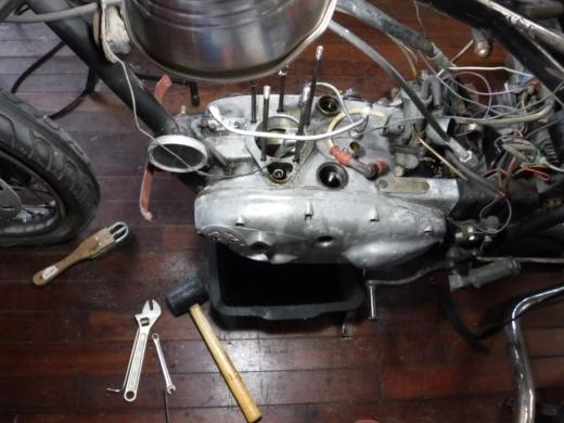 コンチネンタルGTエンジン (5)