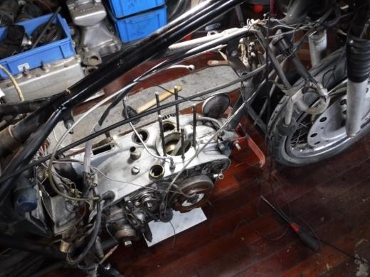 コンチネンタルGTエンジン (22)
