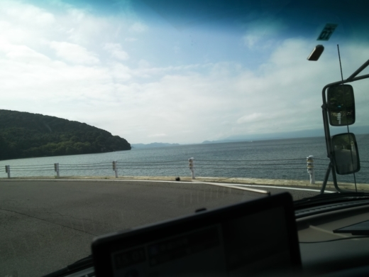 猪苗代湖到着 (1)