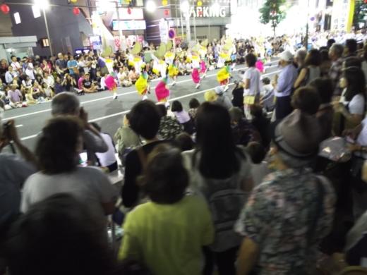 越谷阿波踊り (3)