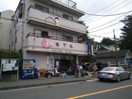 ①初船釣り (4)