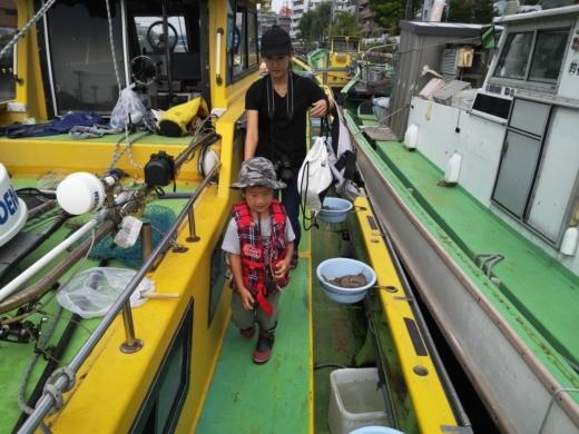①初船釣り (5)