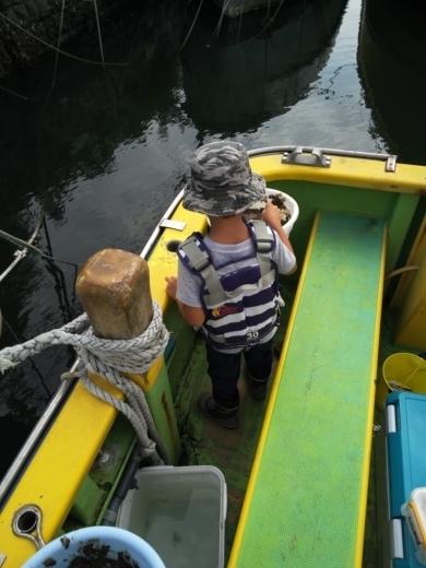 ①初船釣り (6)