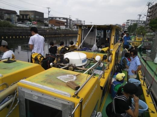 ①初船釣り (11)