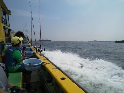 ①初船釣り (15)