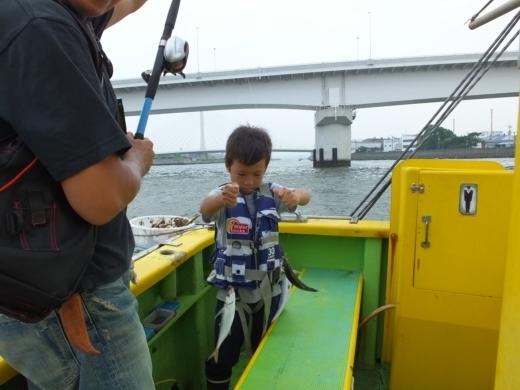 ③初船釣り (3)