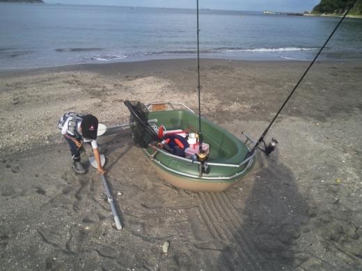 冨浦漁港で釣り (23)