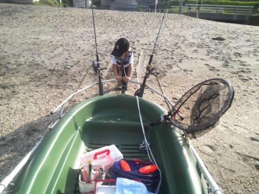 冨浦漁港で釣り (24)