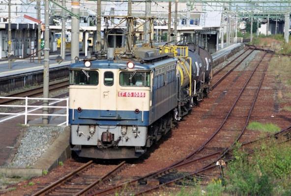 3363レ@天竜川(2000年11月4日)