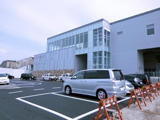 天竜川駅新駅舎北口