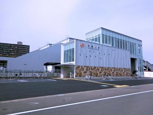天竜川駅新駅舎南口