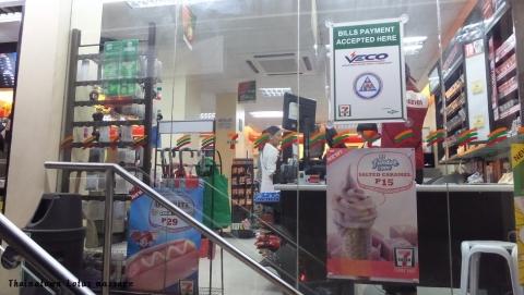 Seven Eleven Minglanilla,Cebu