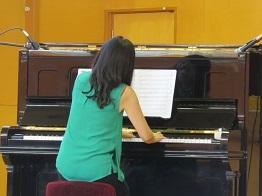 音楽会①とばのえピアノ