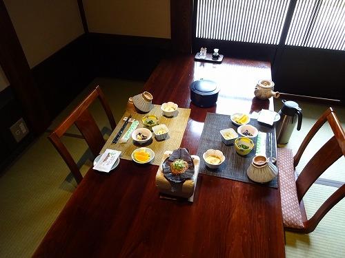 新穂高温泉麓庵民宿たきざわ 2017年7月(3)