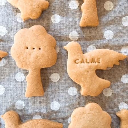 写真calmeクッキー