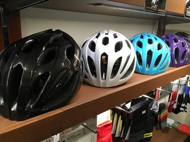 スポーツ自転車ヘルメット
