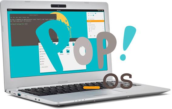 System76 Pop!_OS Ubuntu アイコン テーマ
