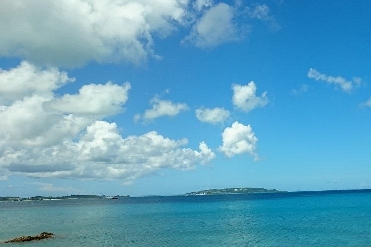 屋我地島と古宇利島