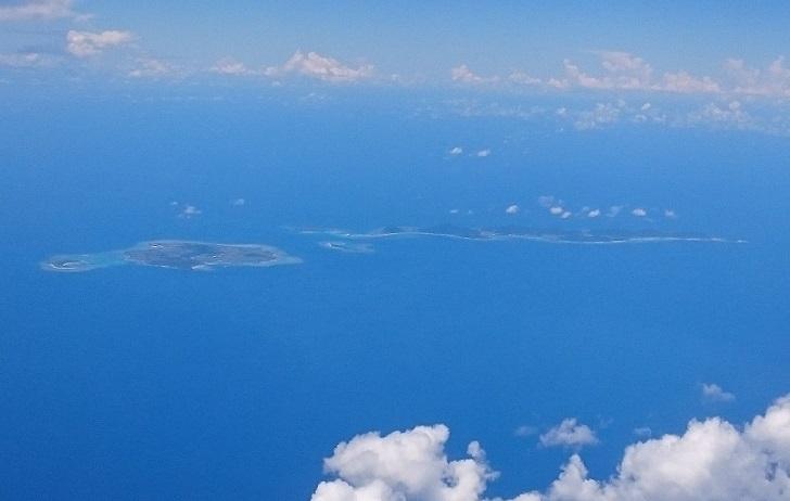 伊是名島、伊平屋島