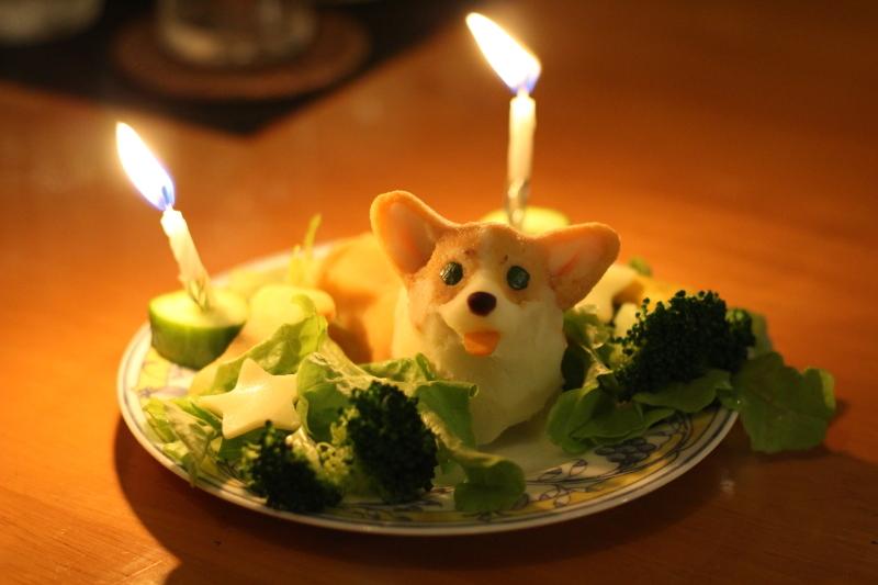 寛解のお祝いケーキ1