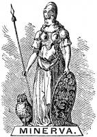 minerva女神