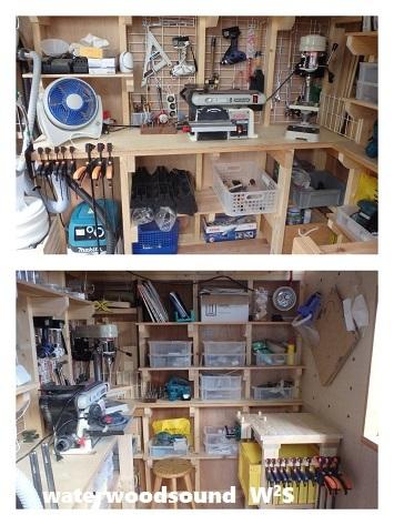 DIY 小屋 工具