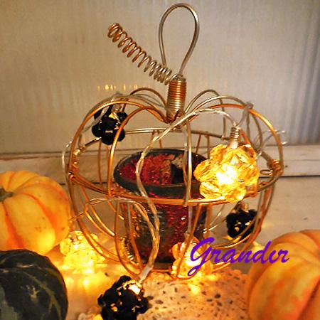 ~かぼちゃと魔法の灯り~