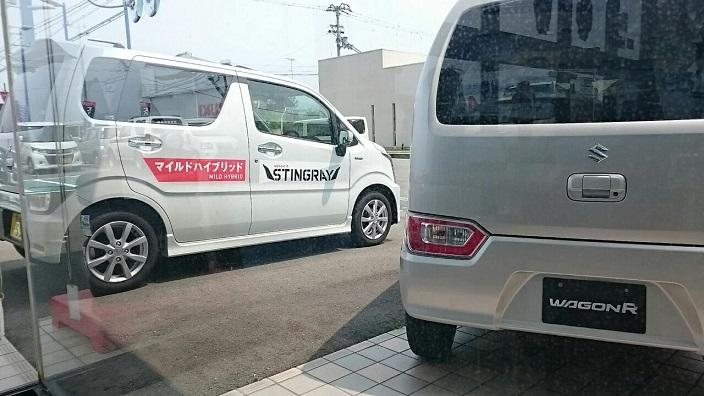 スズキ車検②