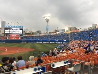 野球観戦(横浜スタジアム)_006